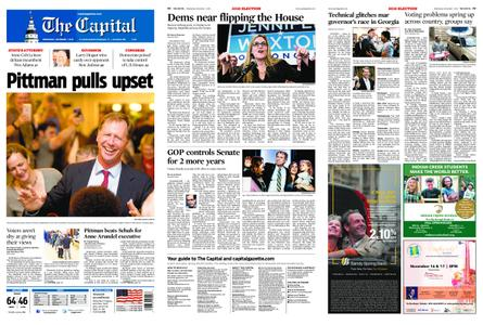 The Capital – November 07, 2018