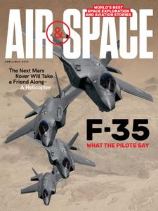 Air & Space Smithsonian – April 2019