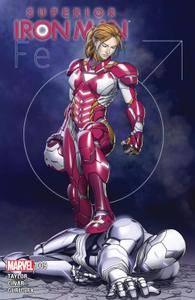 Superior Iron Man 009 2015 Digital