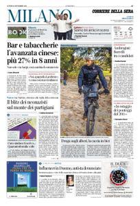 Corriere della Sera Milano – 18 novembre 2019