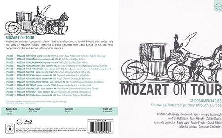 Philips Classics - Mozart on Tour (1991)