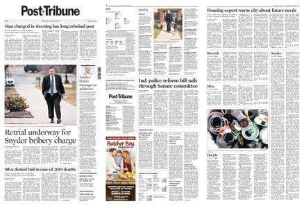 Post-Tribune – March 10, 2021