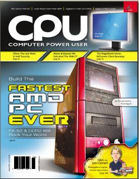 Three Computer Magazines / August 2006