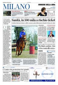 Corriere della Sera Milano – 16 giugno 2019