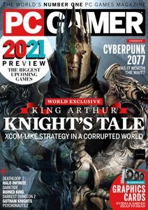 PC Gamer UK - February 2021