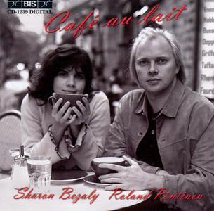 Sharon Bezaly, Roland Pöntinen - Café au lait (2001)