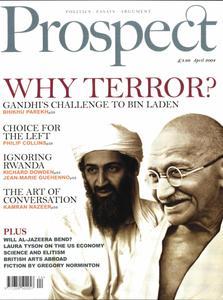 Prospect Magazine - April 2004