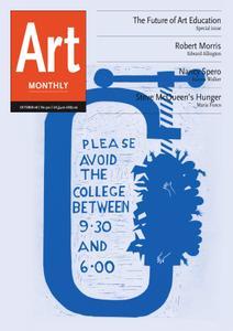 Art Monthly - October 2008   No 320