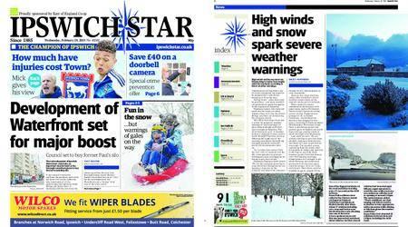Ipswich Star – February 28, 2018