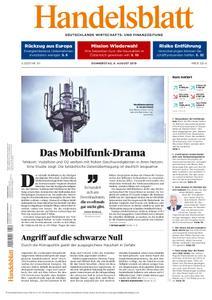 Handelsblatt - 08. August 2019