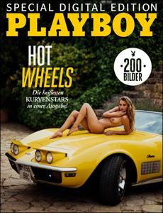 Playboy Germany Special Digital Edition - Hot Wheels - 2021