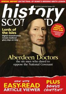 History Scotland - September-October 2019