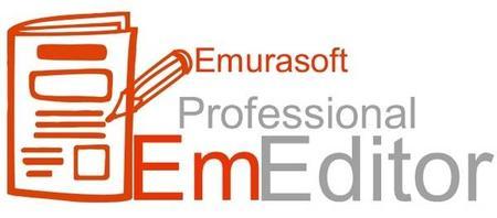 Emurasoft EmEditor Professional 19.5.0 Multilingual Portable