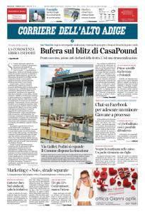 Corriere dell'Alto Adige - 7 Febbraio 2018