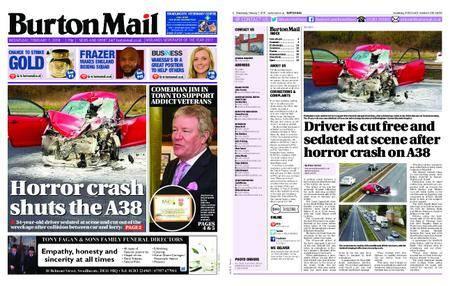Burton Mail – February 07, 2018