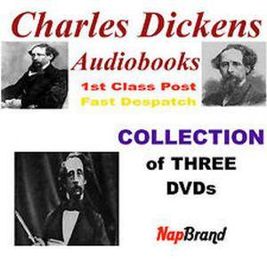 Charles Dickens Audiobook Collection