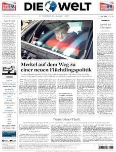 Die Welt - 30. August 2017