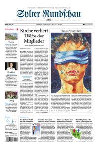 Sylter Rundschau - 03. Mai 2019
