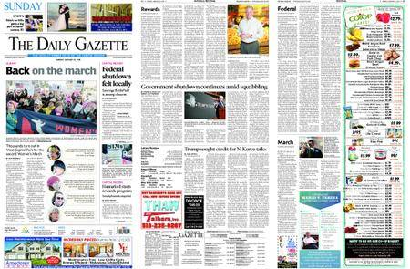 The Daily Gazette – January 21, 2018