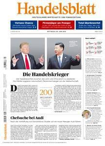 Handelsblatt - 20. Juni 2018