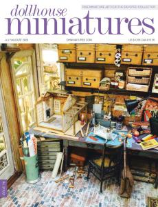 Dollhouse Miniatures - Issue 76 - July-August 2020