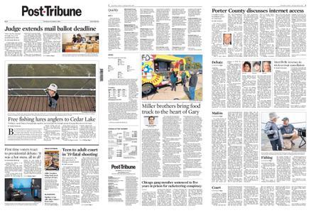 Post-Tribune – October 01, 2020