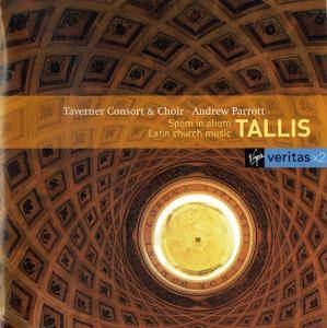 Taverner Consort & Choir, Andrew Parrott - Thomas Tallis: Spem in Alium, Latin Church Music (1989) 2CDs, Reissue 2003 [Re-Up]