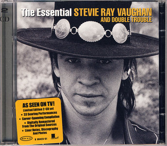 Stevie Ray Vaughan and Double Trouble - The Essential (2002) 2CD Limited Edition [Re-Up]