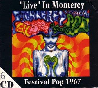 "VA - ""Live"" In Monterey: Festival Pop 1967 (1994) [Re-Up]"