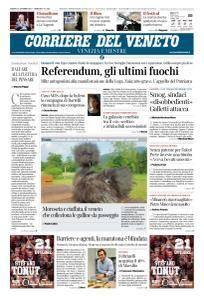 Corriere del Veneto Venezia e Mestre - 21 Ottobre 2017