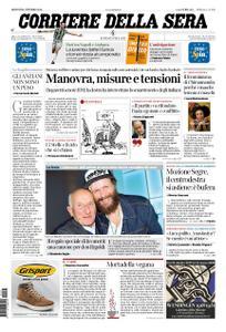 Corriere della Sera – 31 ottobre 2019