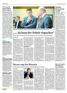 Peiner Nachrichten - 01. September 2017