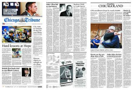 Chicago Tribune – October 21, 2017