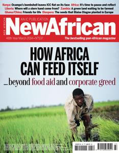 New African - March 2014