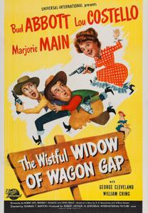Abbott and Costello - The Wistful Widow of Wagon Gap (1947)