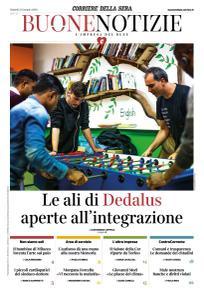Corriere della Sera Buone Notizie - 21 Gennaio 2020