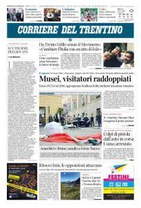 Corriere del Trentino - 22 Ottobre 2017