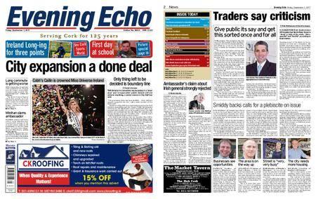Evening Echo – September 01, 2017