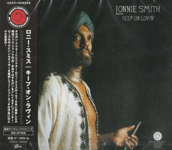 Lonnie Smith - Keep On Lovin' (1976) {Groove Merchant--Solid Records Japan CDSOL-45933 rel 2018}