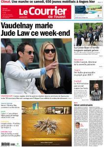 Le Courrier de l'Ouest Angers – 25 mai 2019