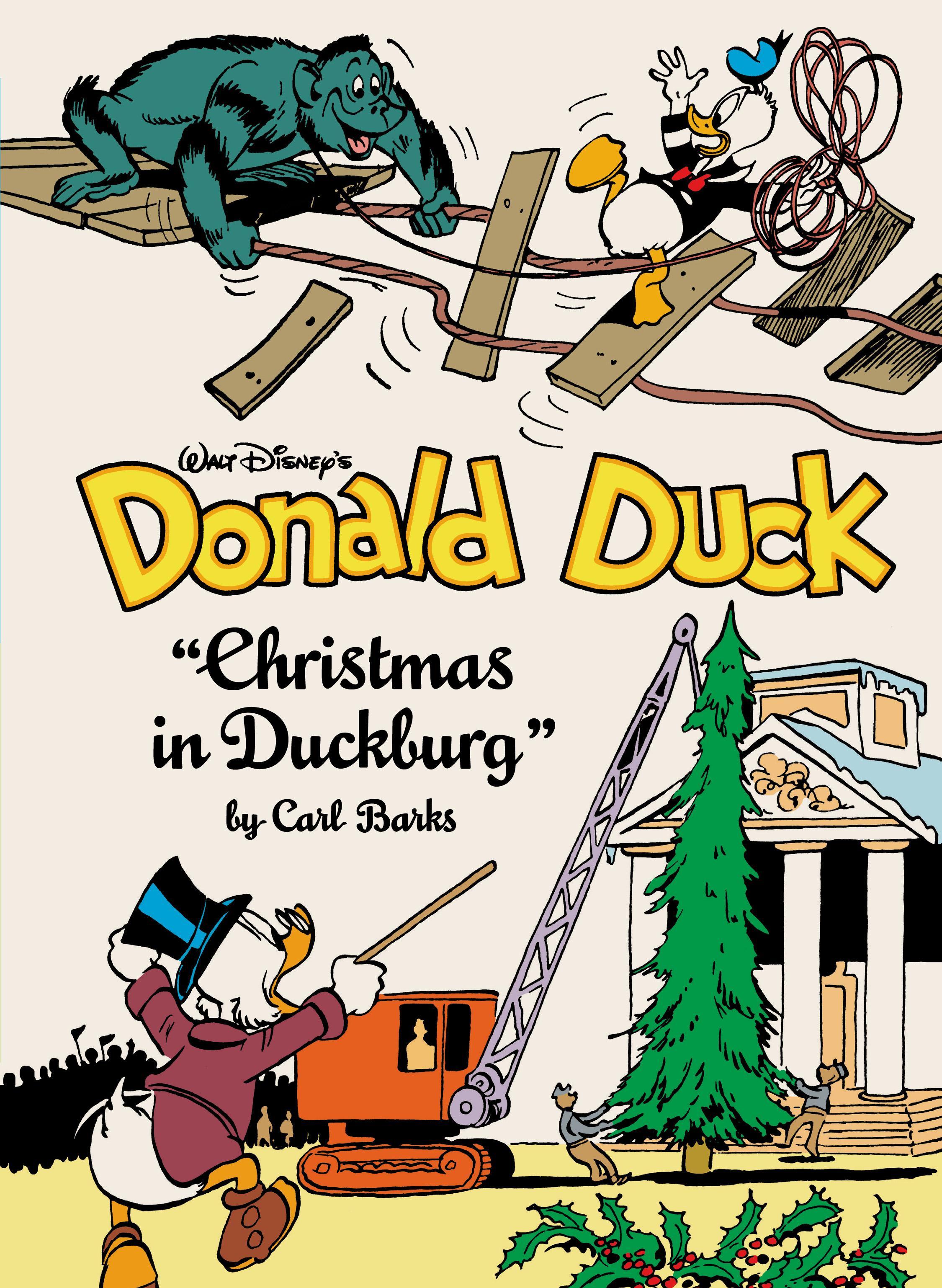Walt Disney's Donald Duck v21 - Christmas in Duckburg (2019) (Digital) (Bean-Empire