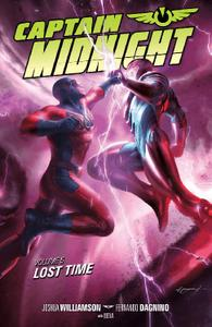 Dark Horse-Captain Midnight Vol 05 Lost Time 2016 Hybrid Comic eBook