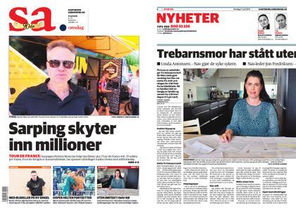 Sarpsborg Arbeiderblad – 17. juli 2019