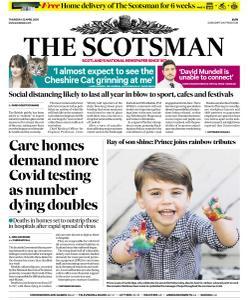 The Scotsman - 23 April 2020