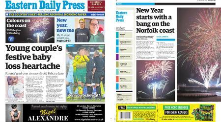 Eastern Daily Press – January 02, 2020