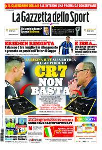 La Gazzetta dello Sport Roma – 04 giugno 2020