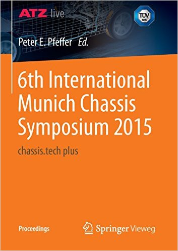 6th International Munich Chassis Symposium 2015: chassis.tech plus (Repost)