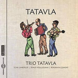 Trio Tatavla - Tatavla (2018)