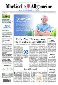 Neue Oranienburger Zeitung - 29. Mai 2018