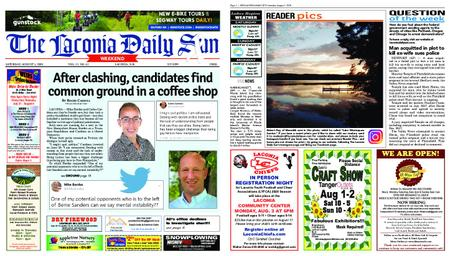 The Laconia Daily Sun – August 01, 2020